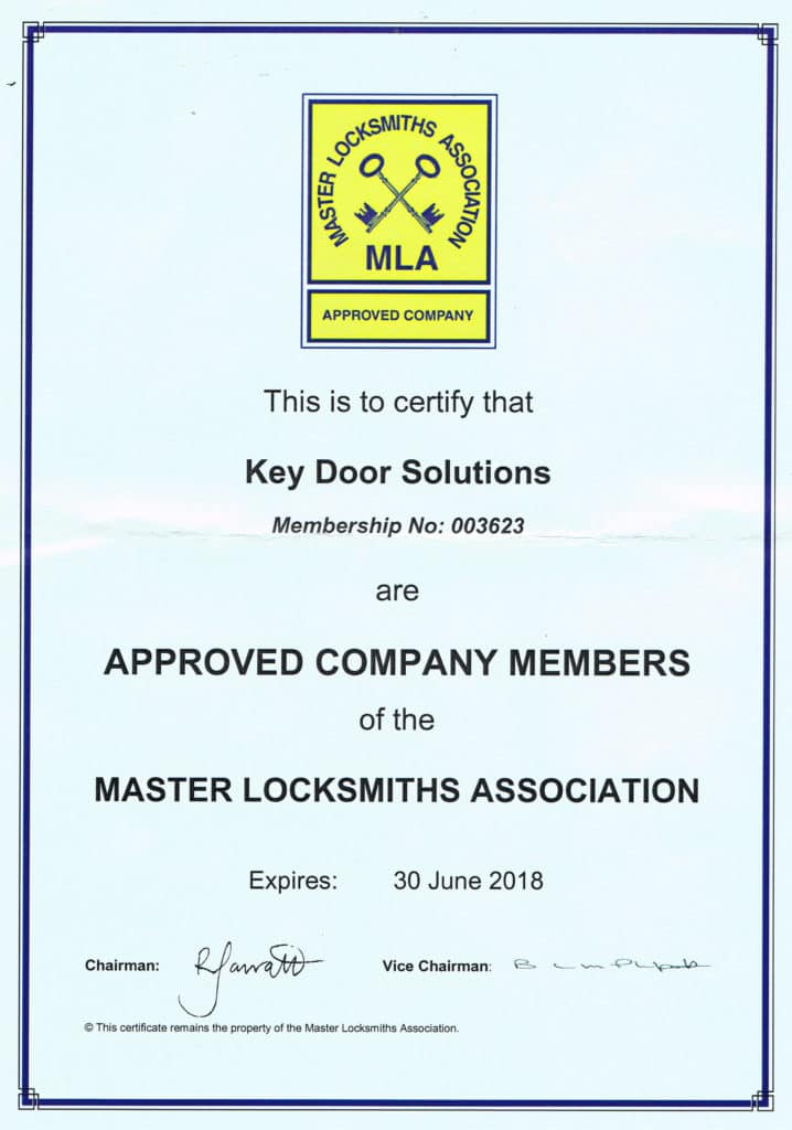 30 June 2018 Approved Company Membership