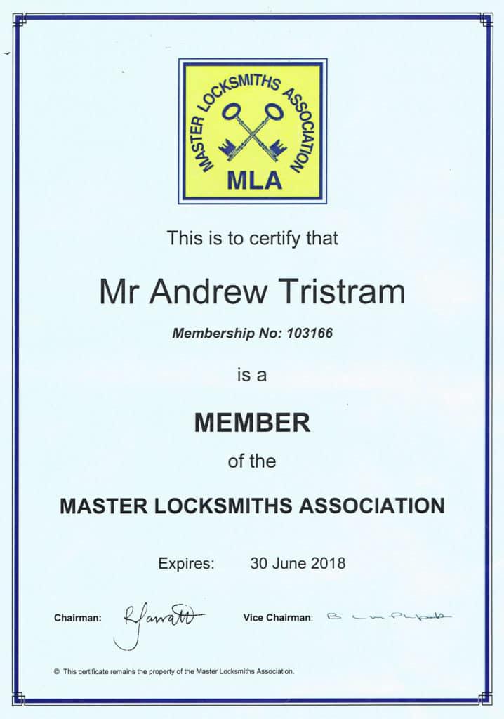30 June 2018 Membership