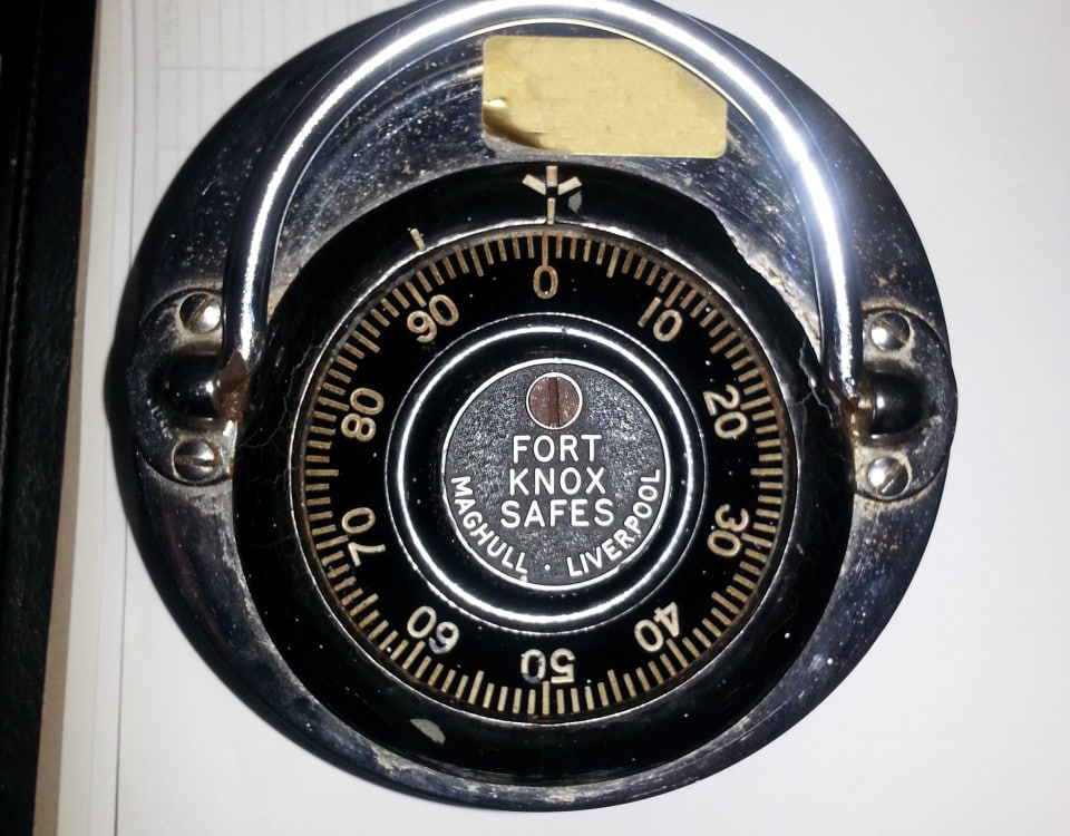 Fort Knox Floor Safe