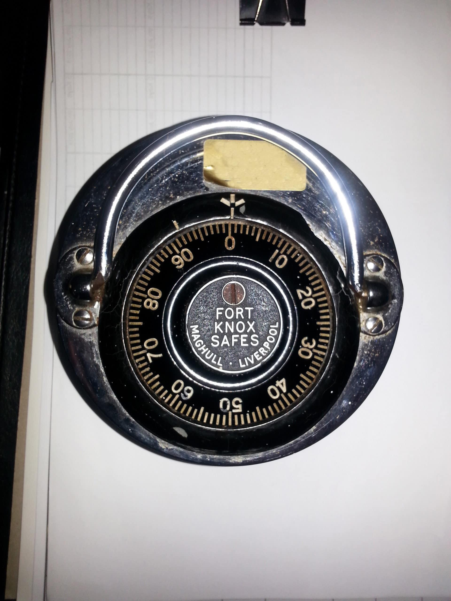 Fort Knox Floor Safe Key Door Solutions Locksmith
